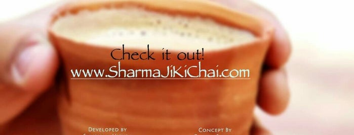 Sharma Tea Corner is one of Guide to Lucknow's best spots.
