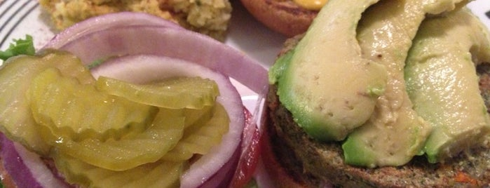 Spiral Diner & Bakery is one of The 15 Best Places for Healthy Food in Dallas.