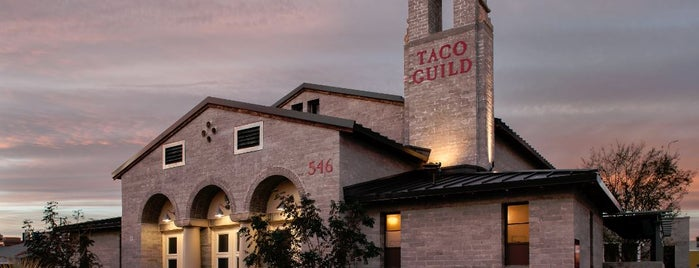 Taco Guild Gastropub is one of The 15 Best Places for Tacos in Phoenix.