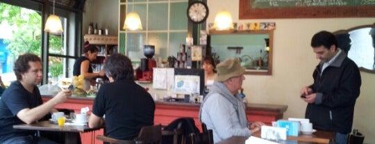 Mill Café is one of Merienda.