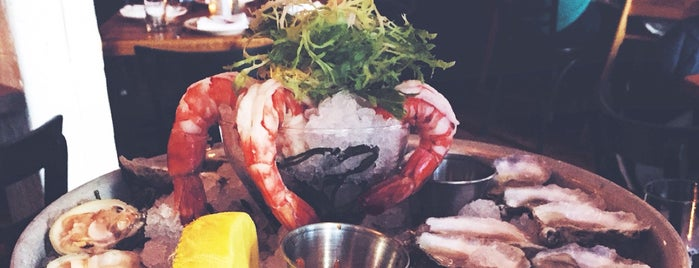 The Mermaid Inn is one of 20 Outstanding Oyster Happy Hours in NYC.