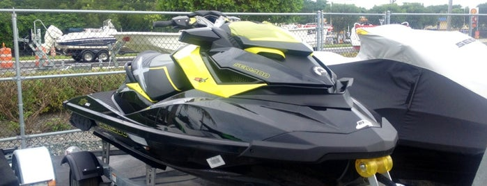 Riva South Motorsports is one of USA Key West.