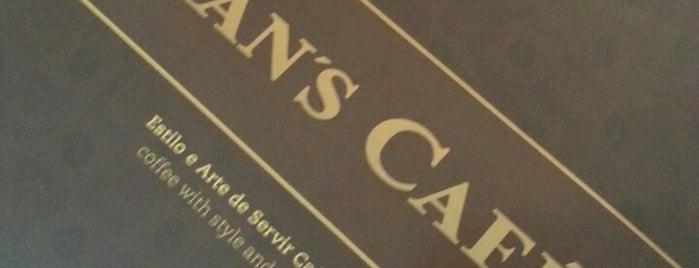 Fran's Café is one of Coxinha ao Caviar.