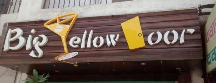 Big Yellow Door is one of Yeti Trail Adventure.