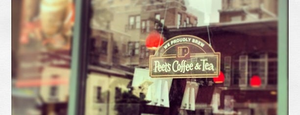 NYU Peet's Coffee & Tea is one of Dining.