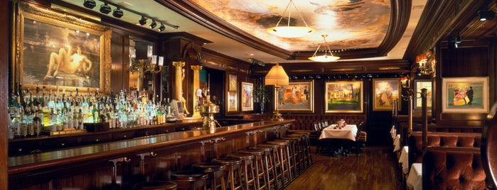 Old Ebbitt Grill is one of Places for Liz and Chris.