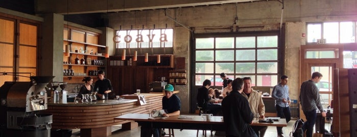 Coava Coffee Roasters Cafe is one of Your Next Coffee Fix.