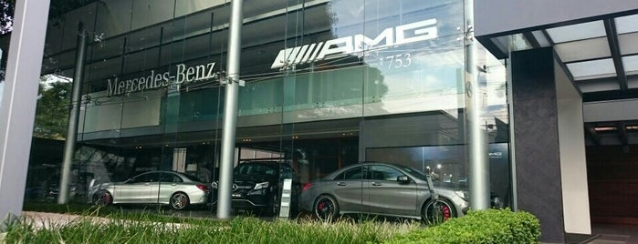 Comark Mercedes Benz / AMG is one of Dealers.