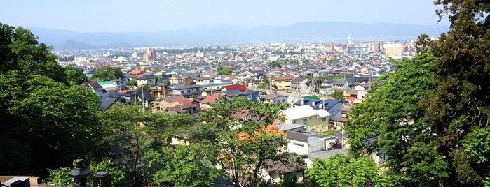 Mt. Iimori is one of 行った所&行きたい所&行く所.