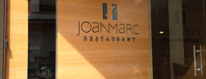 Joan Marc is one of Chefs(in).