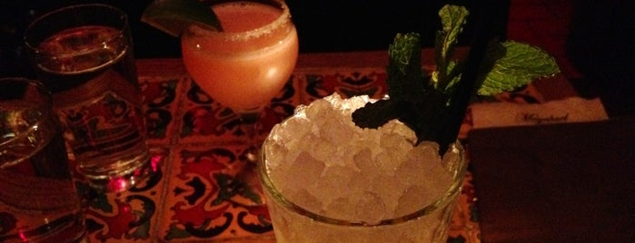 Mayahuel is one of TONY Best Spring Bars in East Village.