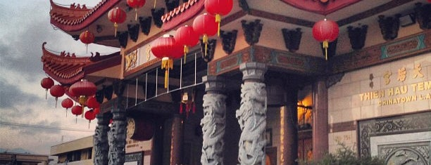Thien Hau Temple is one of Cool things to see and do in Los Angeles.