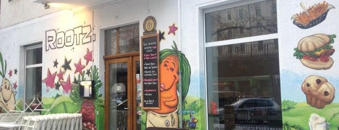 Rootz is one of Berlin.