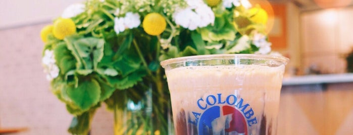 La Colombe Torrefaction is one of New York best coffee shops: the ultimate list.