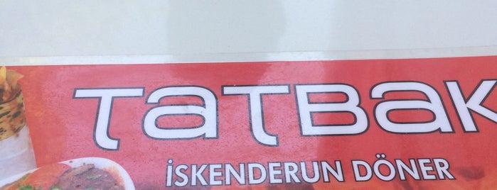 tatbak is one of gaziantep.