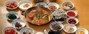 우리옥 is one of 한국인이 사랑하는 오래된 한식당 100선.