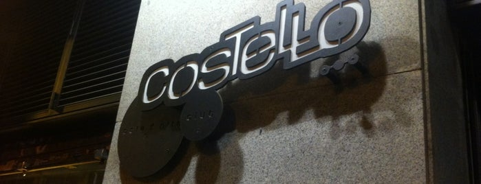 Costello Club is one of De noche todos los gatos son pardos.