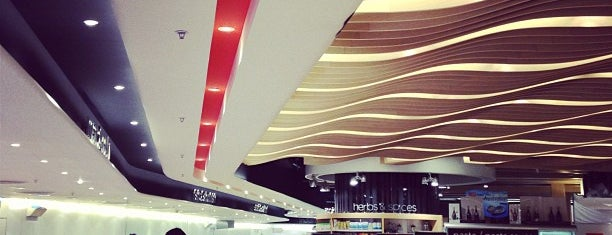 Great Food Hall is one of Hong Kong.