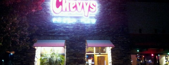 Chevys Fresh Mex is one of Top Notch.