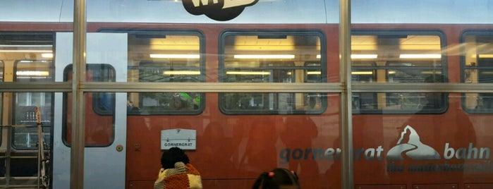 Bahnhof Brig Bahnhofplatz is one of #squareBuckets.