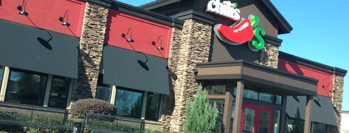 Chili's Grill & Bar is one of North Ga chill spots.