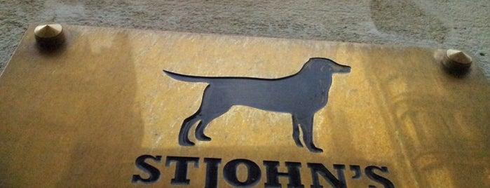 StJohn's is one of Agences Com' & Médias Sociaux parisiennes.