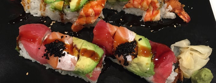 Johnny Rollhouse Sushi is one of Pascack Eats.