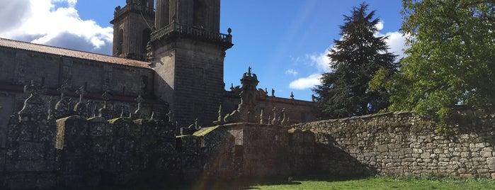 Monasterio de Oseira is one of Best of Ourense ❤.