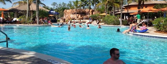 Paseo Pool is one of Fort Myers/Naples.