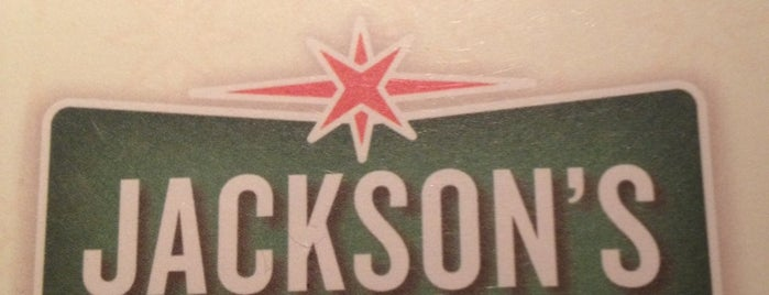 Jackson's Mighty Fine Food & Lucky Lounge is one of Food/Drink Favorites: DC & Northern Virginia.