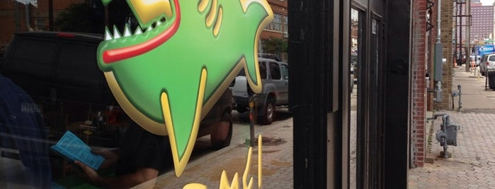 Fuzzy's Taco Shop is one of Central Dallas Lunch, Dinner & Libations.