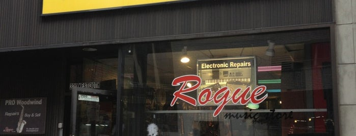 Rogue Music is one of NY.