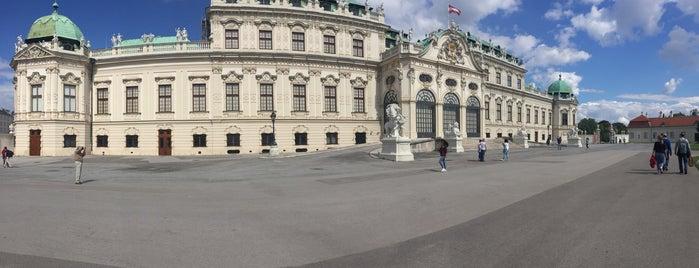 Gasthaus zum Belvedere is one of Exotische & Interessante Restaurants In Wien.