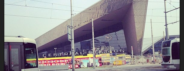 Tramhalte Rotterdam Centraal is one of Everyday life.