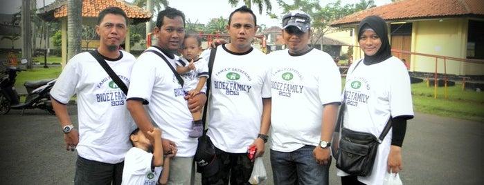 Places in Pamulang. Tangerang.