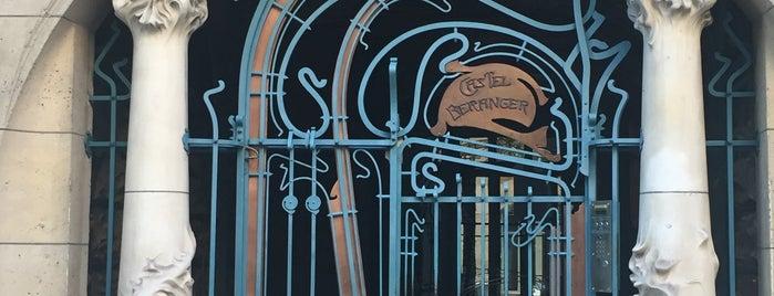 Castel Beranger is one of Paris.