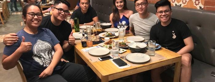Sarsa Kitchen + Bar is one of Manila.