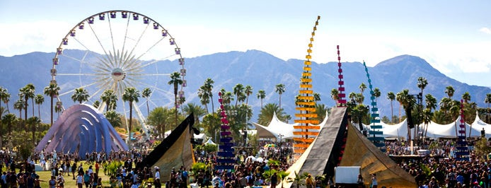 Coachella 2013 Main Stage is one of Best Fest.