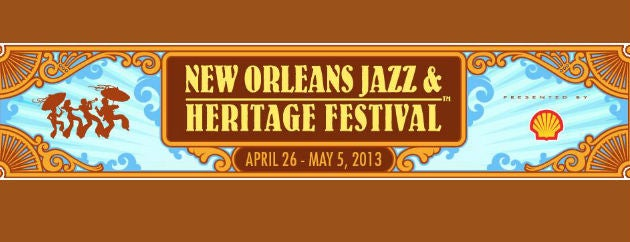 New Orleans Jazz and Heritage Festival is one of Best Fest.