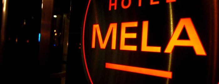 Hotel MELA is one of New York.