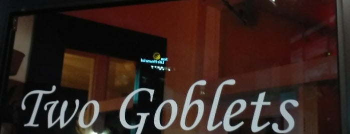 Two Goblets is one of Kitchener.
