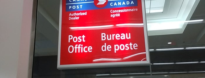 Canada Post @ Waterloo Town Square is one of Waterloo.