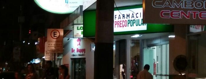 Av Brasil Farmácia Preço Popular is one of Balneário Camboriú.