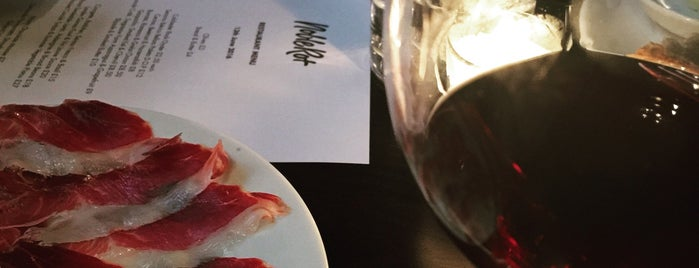 Noble Rot is one of The 15 Best Places for Wine in London.