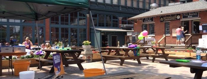 Rathskeller Biergarten is one of Beer Bloggers 2012 Bar Crawl.