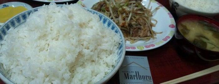 丸長食堂 is one of テラめし倶楽部 その1.
