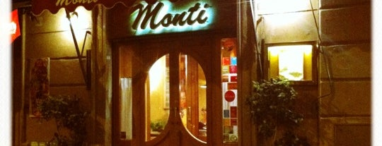 Trattoria Monti is one of Rom.