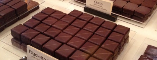 La Maison Du Chocolat is one of NYC - Quick Bites!.