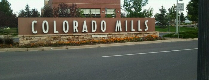 Colorado Mills is one of Stuff.