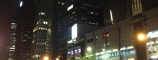 Yeouido Stn. is one of Subway Stations in Seoul(line5~9).